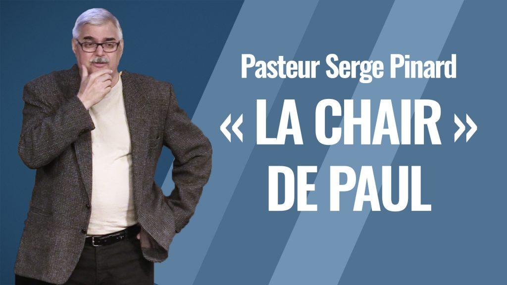 """La chair"" de Paul"